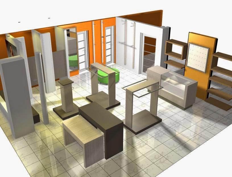 Muebles Para Locales Comerciales Marzo 2015