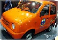 Agung car, sejarah mobil nasional