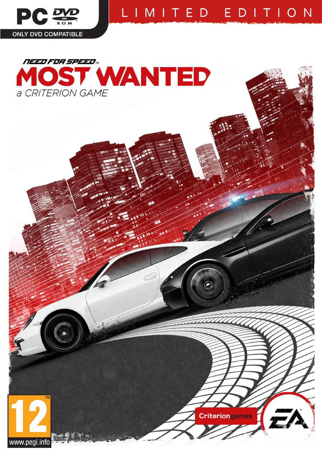Need for Speed Most Wanted Limited Edition–Full Unlocked-Language ...