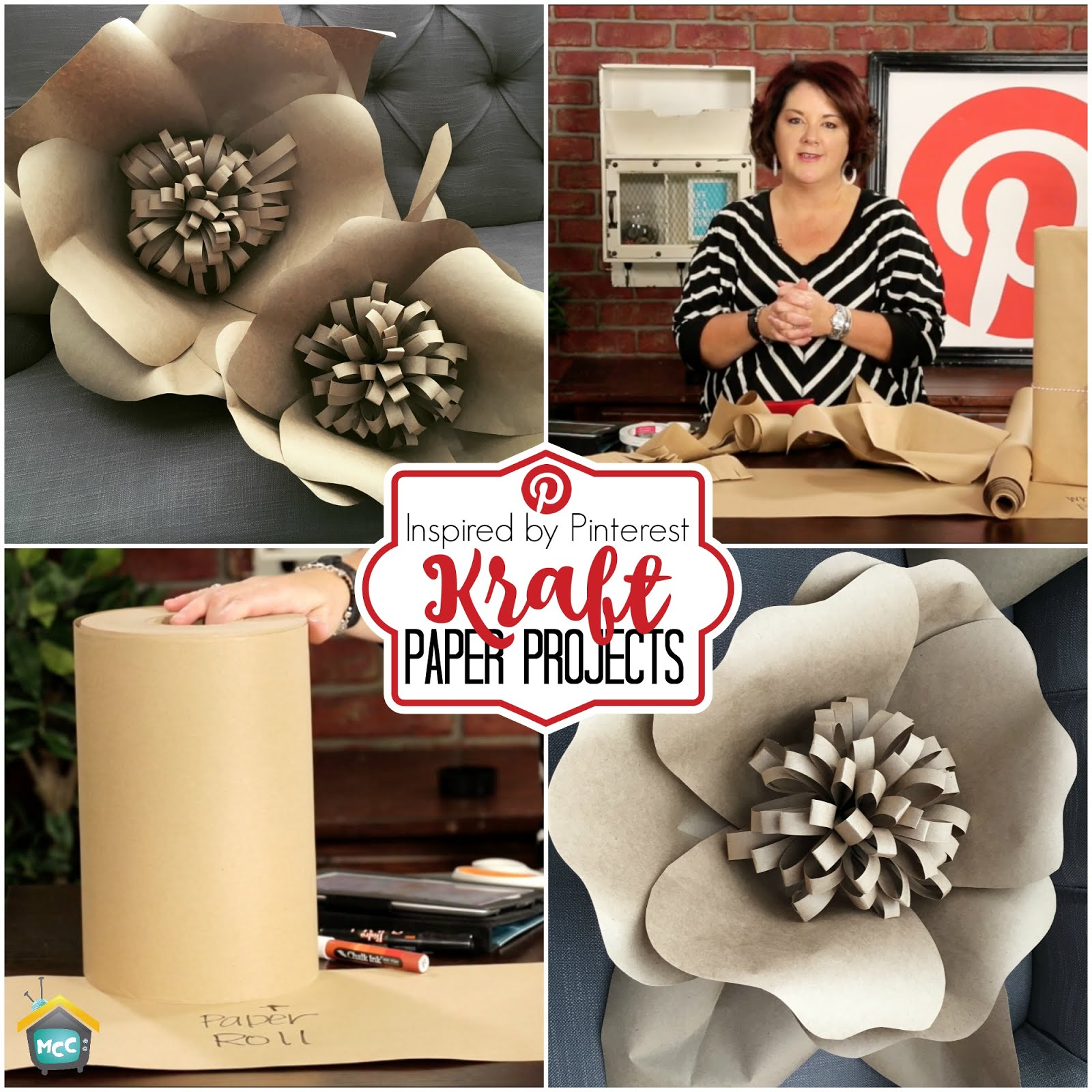Kraft Paper Projects