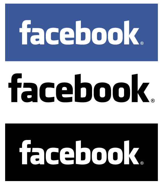 Facebook vector logo free download