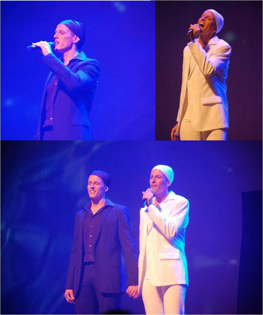 eurovision gala night