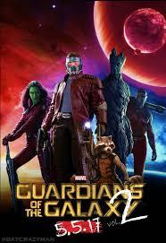 Vệ binh dải Ngân Hà 2, Guardians Of The Galaxy 2
