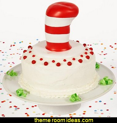 Dr. Seuss Cake Topper