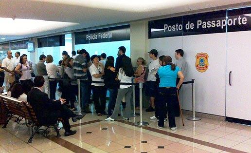 Passaporte Brasileiro São Paulo