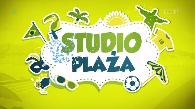 Studio Plaża - zrzut ekranu z TVP1