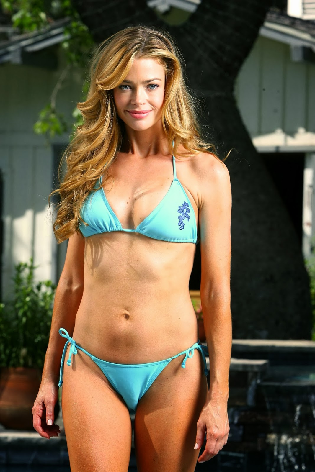 Celebrity Adore Denise Richards Looking Fantastic In A