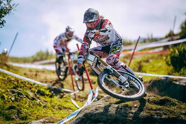 2014 Meribel UCI World Cup Downhill: Highlights