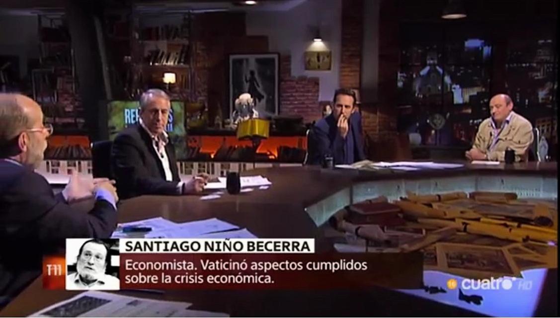 El Gobierno en la Sombra: La valentía de Iker Jiménez con la crisis ...
