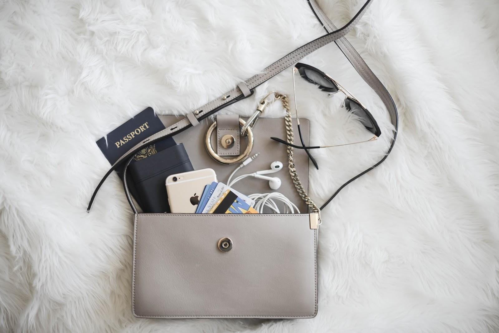 the best purse - Chloe Faye Small Motty Grey