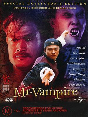 Thiên Sứ Bắt Ma 1 - Mr Vampire 1 (1985)