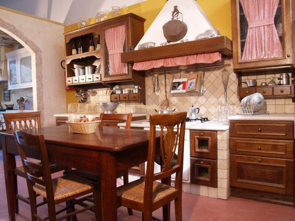 ideas decoracion de interiores estilo rustico etnico : ideas decoracion de interiores estilo rustico etnico:Cocinas estilo étnico – Colores en Casa