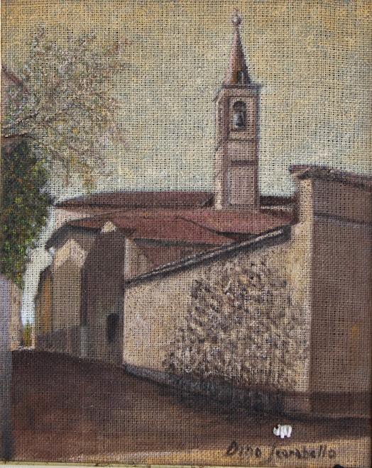 Campanile della S.S. Trinità (Bosco M.)