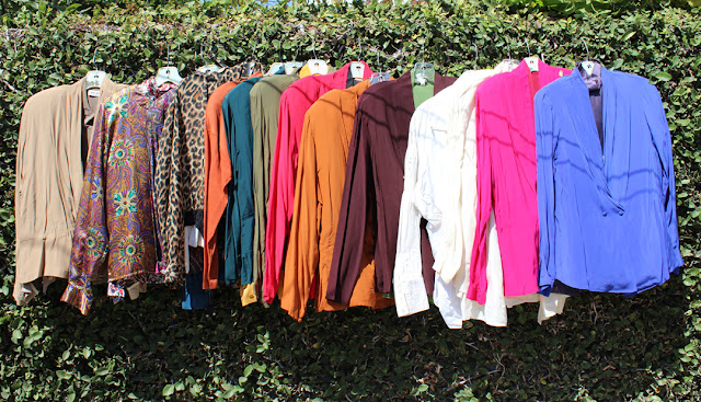 Silk Long Sleeve Blouses for Sale