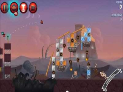 Angry Birds Star Wars 2 Screenshots