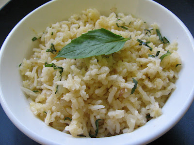 how to cook basmati rice on a stove