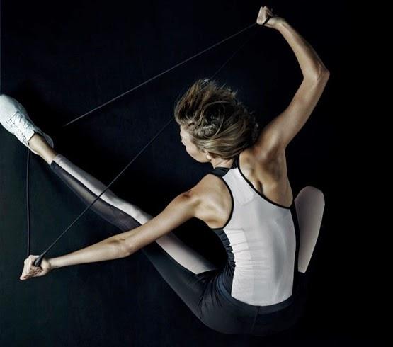 Nike e Pedro Lourenço coleção esportiva leggings regata