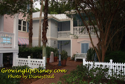 Disney's Old Key West Resort Growing Up Disney