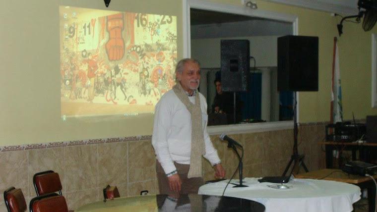 Juan Raúl Rithner: Facultad de Derecho y Cs. Sociales, Universidad Nacional del Comahue.