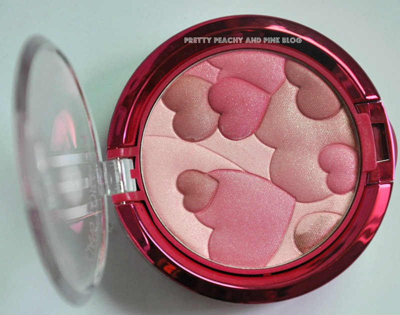 PHYSICIAN'S FORMULA HAPPY BOOSTER GLOW AND MOOD BOOSTING BLUSH In ROSE
