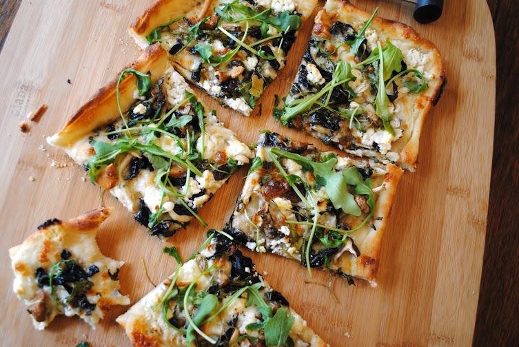 ... wild mushroom bruschetta appetizer recipe yummly wild mushroom pizza