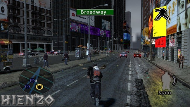 True Crime New York City PC Gameplay