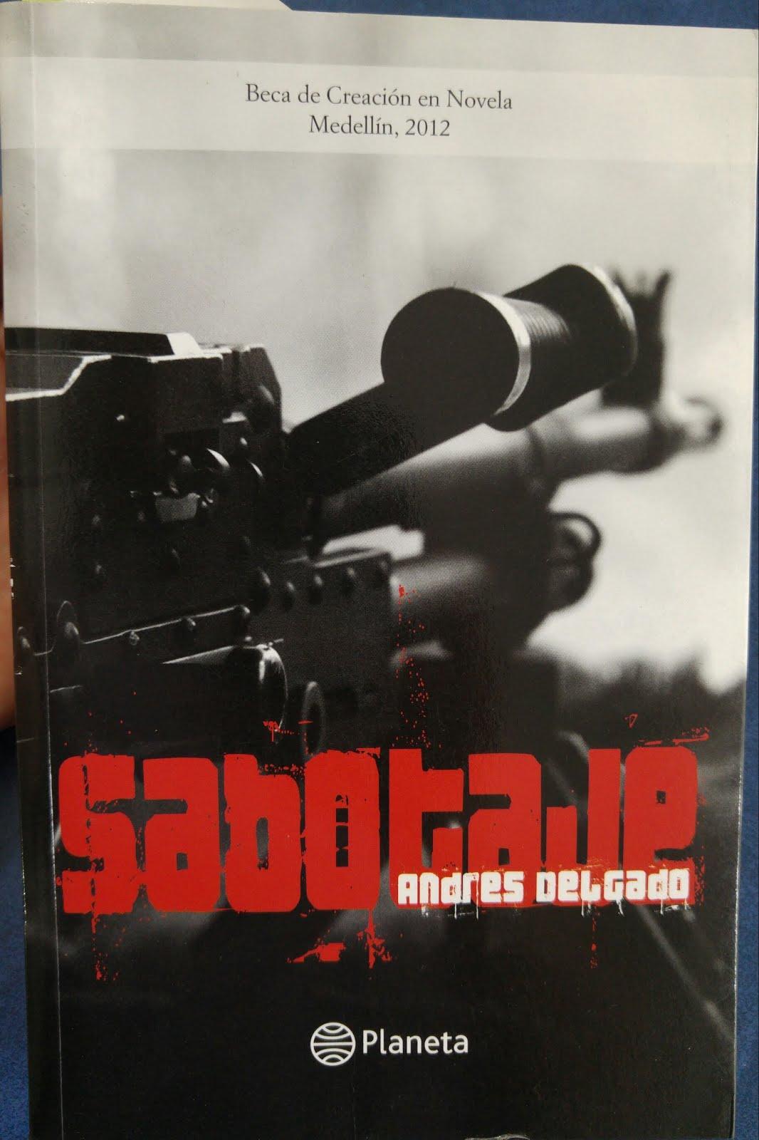 Primera edición de Sabotaje