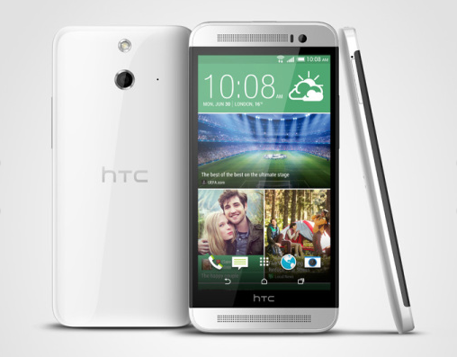 HTC E8 logo