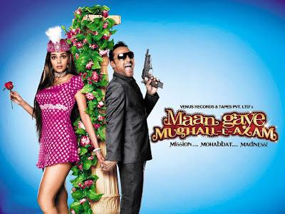 Maan Gaye Mughal-E-Azam 2008 Hindi comedy movie