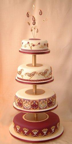 Wedding Cake Latest Design : Latest Pakistani Indians & Arabic mehndi design jewelry ...