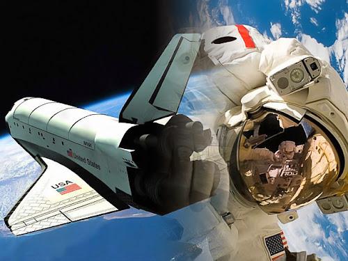 Ônibus Espaciais Entram em Greve Geral