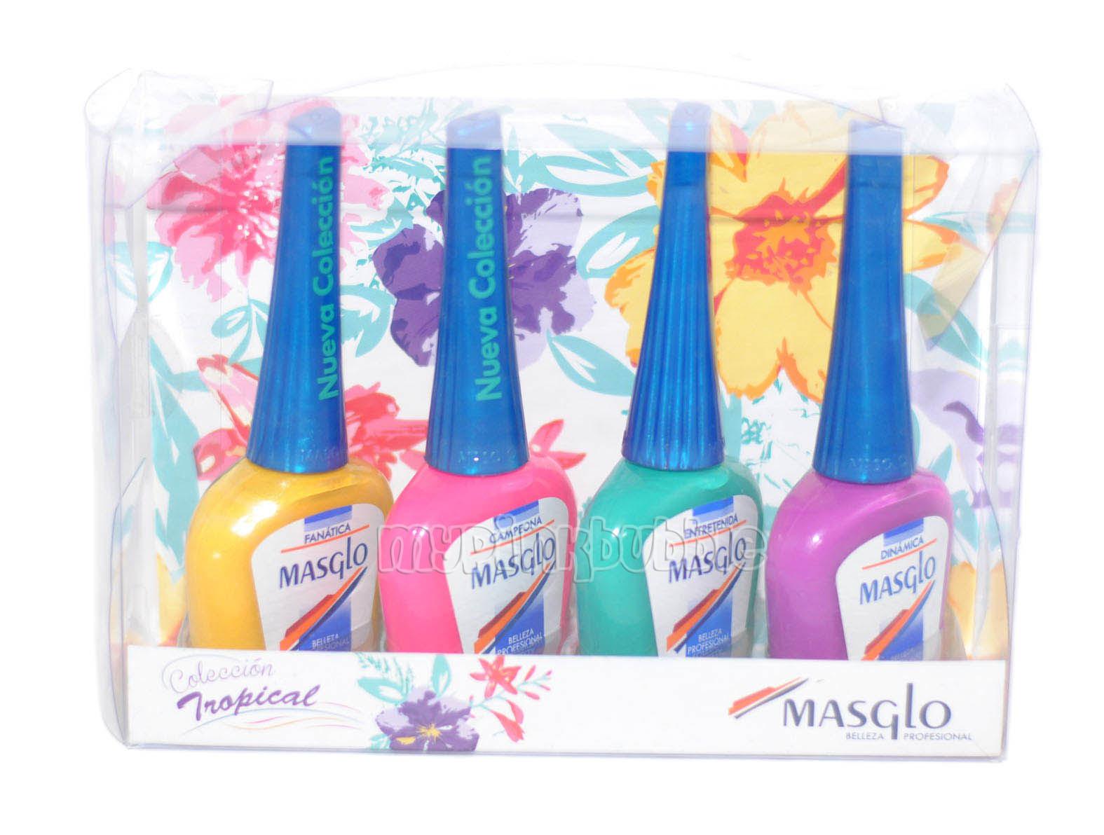 Masglo colección Tropical caja
