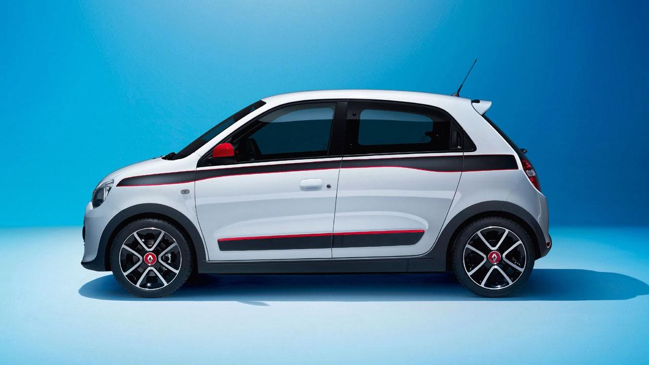 Renault Twingo side