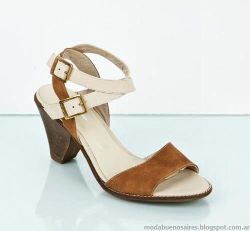 Ferraro zapatos 2013. Moda sandalias 2013.