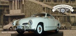 Coleção Carros Inesquecíveis do Brasil Nº 06