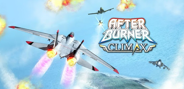 After Burner Climax v1.2 Apk + Data Full [Atualizado]