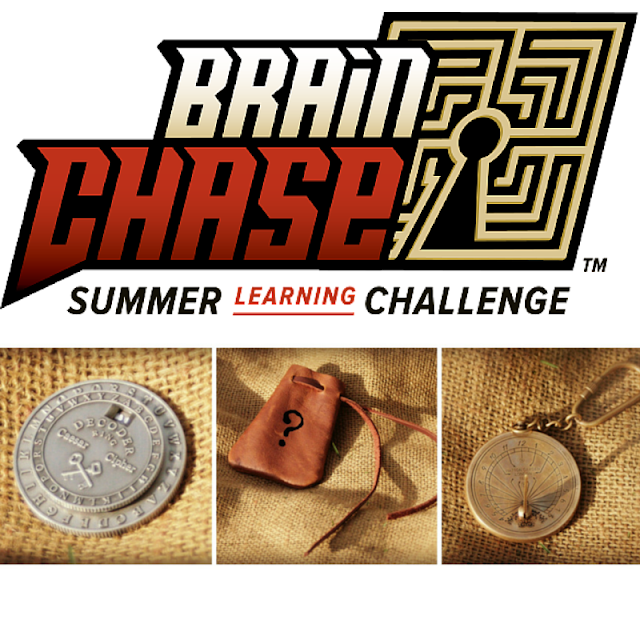 brain chase summer learning challenge