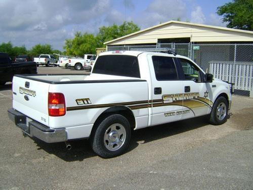 Fake Police Trucks