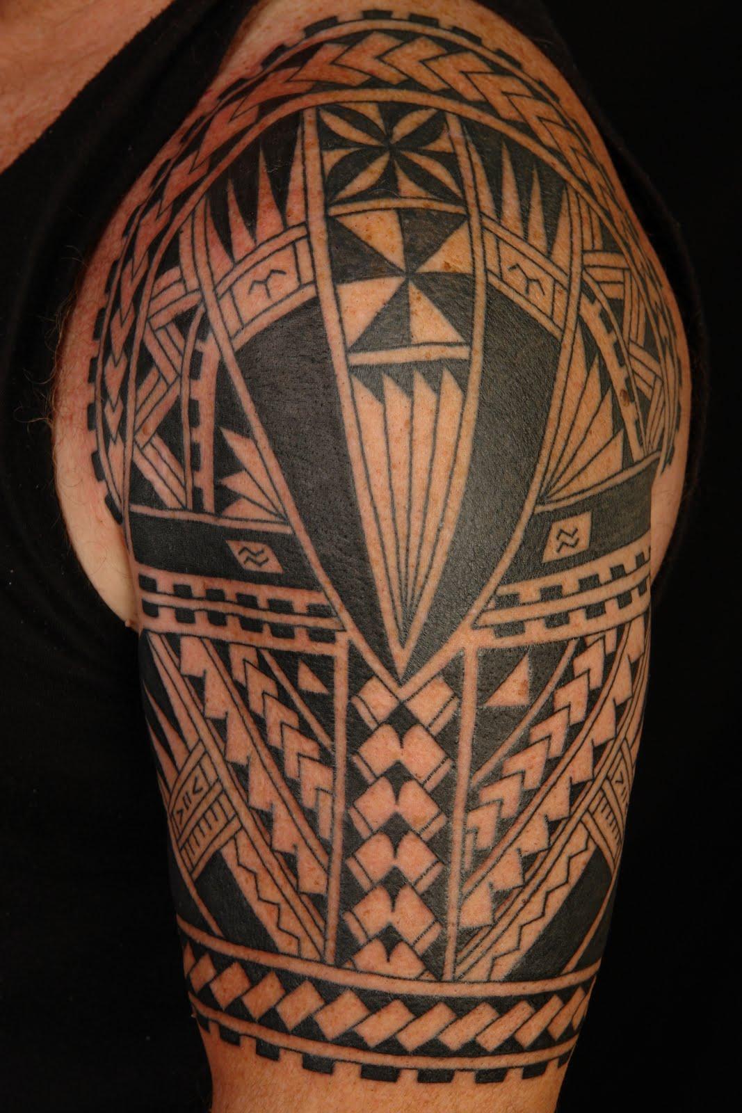 Symboles Tatouage Polynésien - Le sens des symboles de tatouage Polynésiens