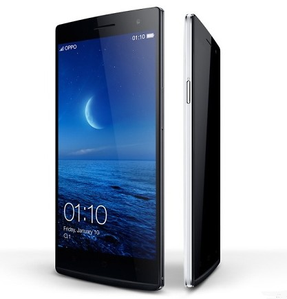 Il display con risoluzione QHD del nuovo Oppo Find 7