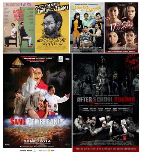 the best indonesian movie 2013 film indonesia bioskop