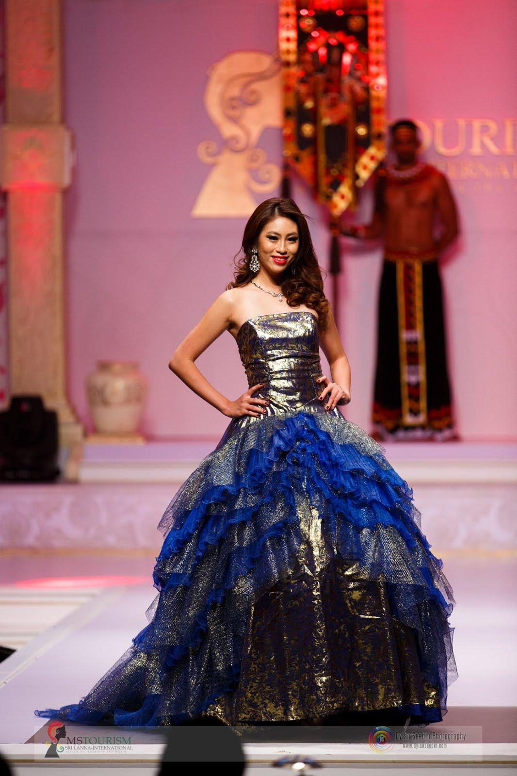 Miss Tourism Sri Lanka International 2016