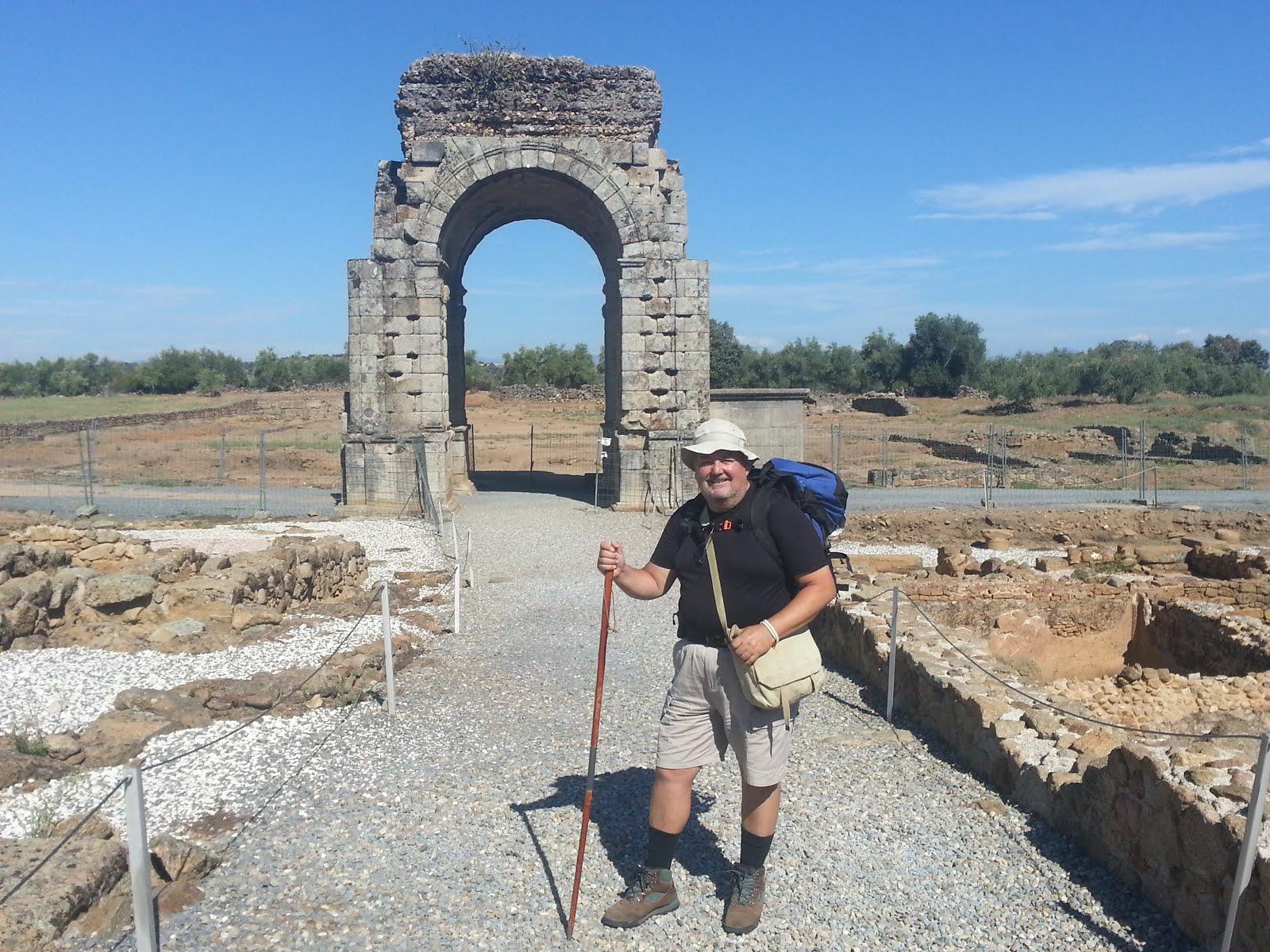 La Via de la Plata del Camino de Santiago en Facebook