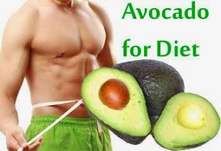 buah alpukat untuk diet