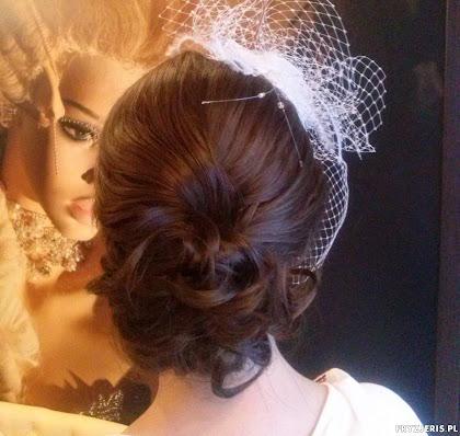 fryzura ślubna 7