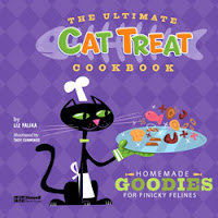 Cover of Cat Treat cookbook