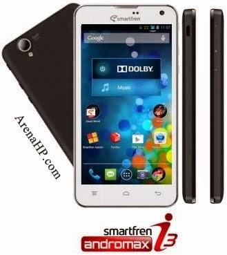 spesifikasi dan harga smartfren andromax i3