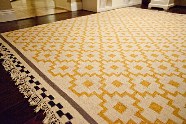 Navy And Yellow Rug Roselawnlutheran