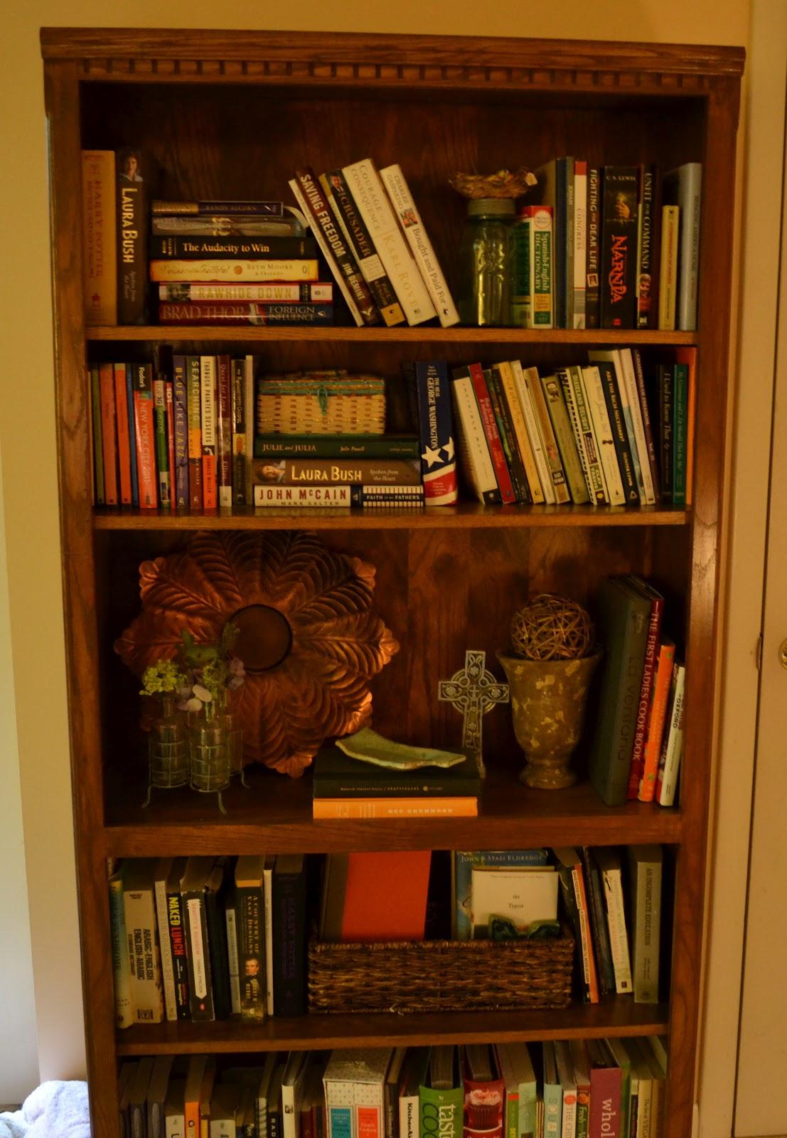 Annie Sloan Chalk Paint Bookshelf Paris Grey And Old White