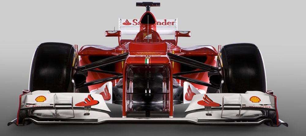 The f2012 is the fifty eighth car built by ferrari with the express purpose of taking part in the formula 1 world